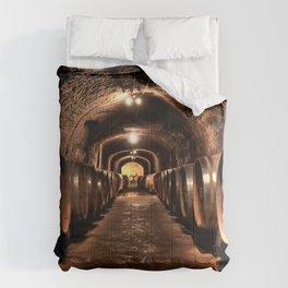 Wine Barrels  Comforters