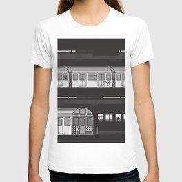 NYC Subway T-shirt