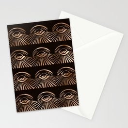 The Eyes of Manon Stationery Cards