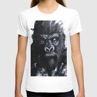 gorilla T-shirts featuring Gorilla by rchaem