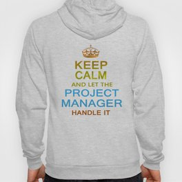 Let The Project Manager Handle it Hoody