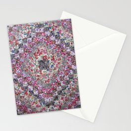 Liberty of London Patchwork Quilt Stationery Cards