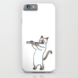 Meowtet: Patootie iPhone Case