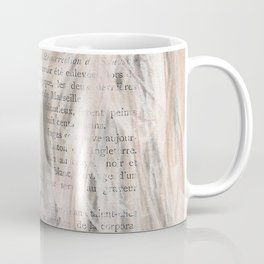 Nouvelle œuvres Coffee Mug