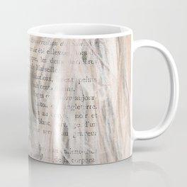 Nouvelle œuvres Coffee Mug