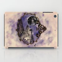 luna iPad Cases featuring Luna by Natalie Easton