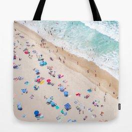 Colors of Manhattan Beach California Tote Bag