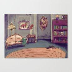 Shabby Chic Canvas Print