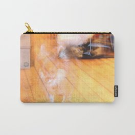 See-through dog Carry-All Pouch