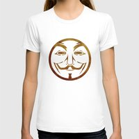 anonymous T-shirts featuring Anonymous by Spooky Dooky