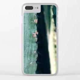 Basics Clear iPhone Case