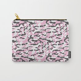Camouflage (pink) Carry-All Pouch