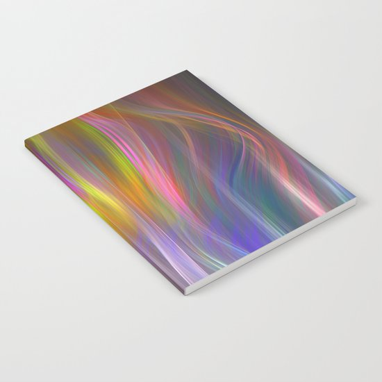 Color streams Notebook