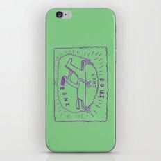 Inez iPhone & iPod Skin