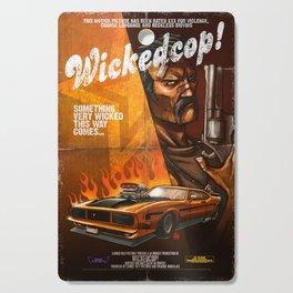 Wicked Cop Cutting Board