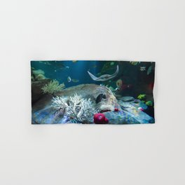 Sting Ray Hand & Bath Towel