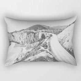 BIXBY BRIDGE / California Rectangular Pillow