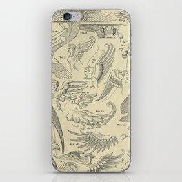 Winged Mythology iPhone Skin