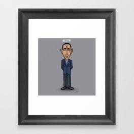 Change? Framed Art Print
