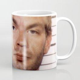 Jeffrey Dahmer Mug Shot 1991 Horizontal Coffee Mug