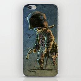 Dead Pirate iPhone Skin