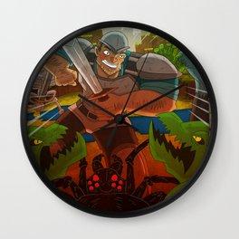 EPIC ADVENTURE Wall Clock