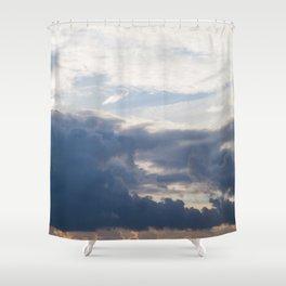 Sky 01/20/2014 17:13 Shower Curtain