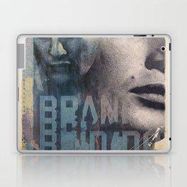 MARLON BRANDO COLLAGE Laptop & iPad Skin