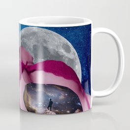 Soul Searching. Don't Just Be Eye Candy, Be Soul Food. Coffee Mug