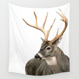 White-Tailed Buck Wall Tapestry