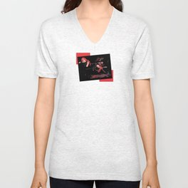 Lounge Act Unisex V-Neck