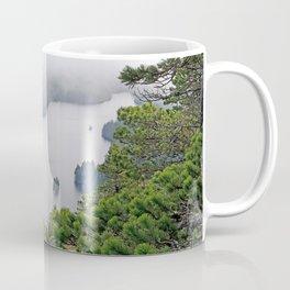 MOUNTAIN LAKE ON A MISTY DAY Coffee Mug