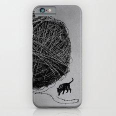 Curiosity iPhone 6s Slim Case