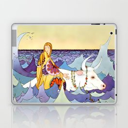 """Europa and the Bull"" by Virginia Sterrett Laptop & iPad Skin"