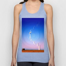 Heolin by GEN Z Unisex Tank Top