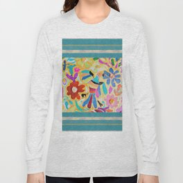 guadalupe botánico Long Sleeve T-shirt
