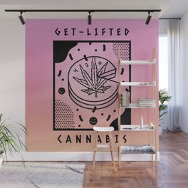 GET LIFTED II Wall Mural