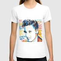 elvis T-shirts featuring Elvis by Phil Fung