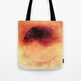 Circle Composition IV Tote Bag