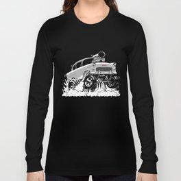 55 Gasser REV-3 SILVER Long Sleeve T-shirt