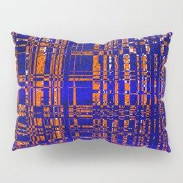 X Claim Nation:Static! Pillow Sham