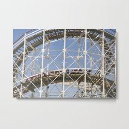 Cyclone Metal Print