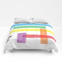 Crayola Pattern Comforters