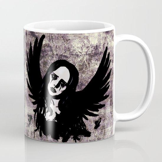 Gothic Angel Mug