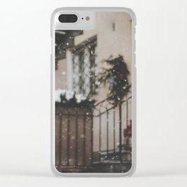 (interlude) Clear iPhone Case