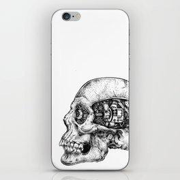 Skull - II iPhone Skin