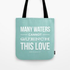 Many Waters Tote Bag