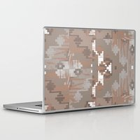 reassurance Laptop & iPad Skins featuring Wood print III by Magdalena Hristova