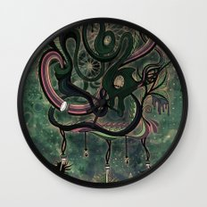 The Dream Catcher: Old Hag's Bane Wall Clock