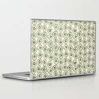 kiwi Laptop & iPad Skins featuring Kiwi by Valendji